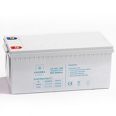 Aккумуляторная батарея AXIOMA ENERGY AX-GEL-200 (12В 200Ач)