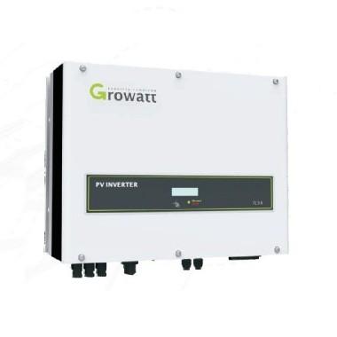 Мережевий інвертор Growatt 15000 TL3-S
