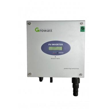 Мережевий інвертор Growatt 3000 S