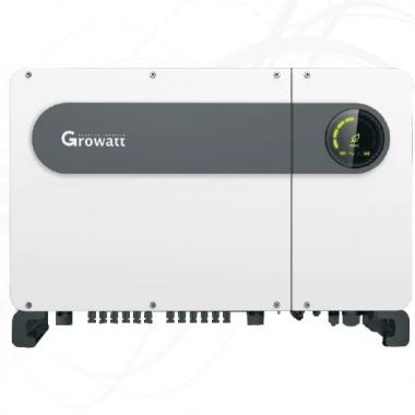 Мережевий інвертор Growatt MAX 60KTL3 LV