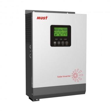 Автономный инвертор MUST PV18-3024 VPK series 3KVA/3000W 24V 50Am