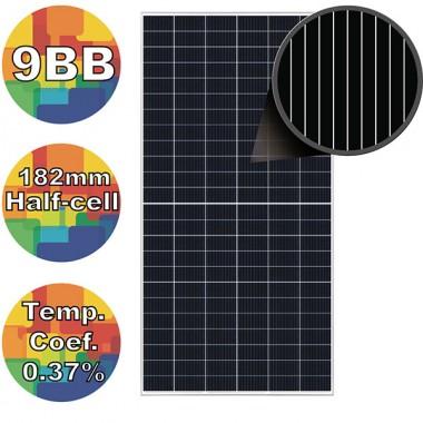 Солнечная батарея (панель) Risen RSM144-9-535M 9BB 182mm, 535Вт, монокристаллическая