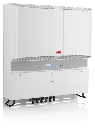 мережевий сонячний інвертор ABB PVI-10.0-TL-OUTD-FS