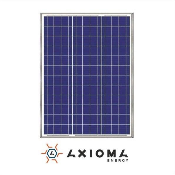Солнечная батарея 12В (панель) AXIOMA energy AX-50P, 50Вт