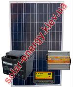 Солнечные батареи для дома комплект №9